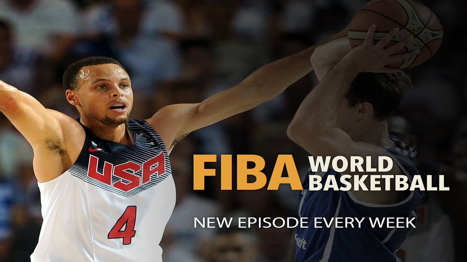 From a full episode of FIBA World Basketball